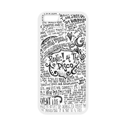 "Customized panic at the disco Iphone6 Plus Cover Case, panic at the disco Custom Phone Case for iPhone 6 plus 5.5"" at Lzzcase"