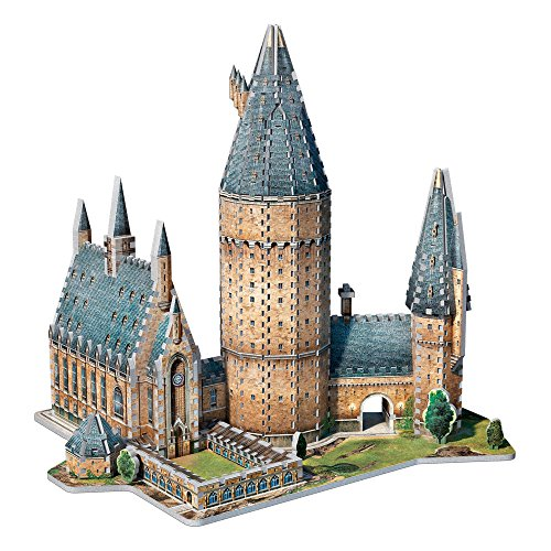 Harry Potter – Hogwarts Great Hall 3D Puzzle