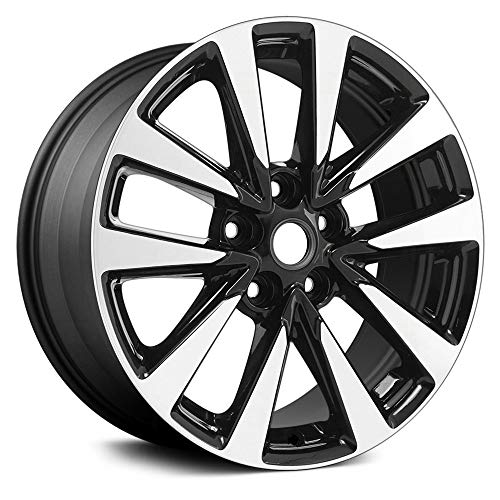Value fits Nissan Altima 2016 2017 2018 17 inch M Replica Rim 62719 40300-9KP1A N OE Quality Replacement