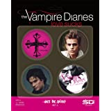 Vampire Diaries - Set of 4 Buttons (Set A)
