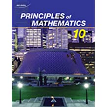 Nelson Principles of Mathematics 10: Student Text
