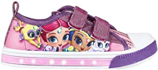 Shimmer & Shine | Girls Shoes Trainers Sneakers | Incredible Girls Shoes | Beautiful Magical Design | Featuring Shimmer & Shine! |