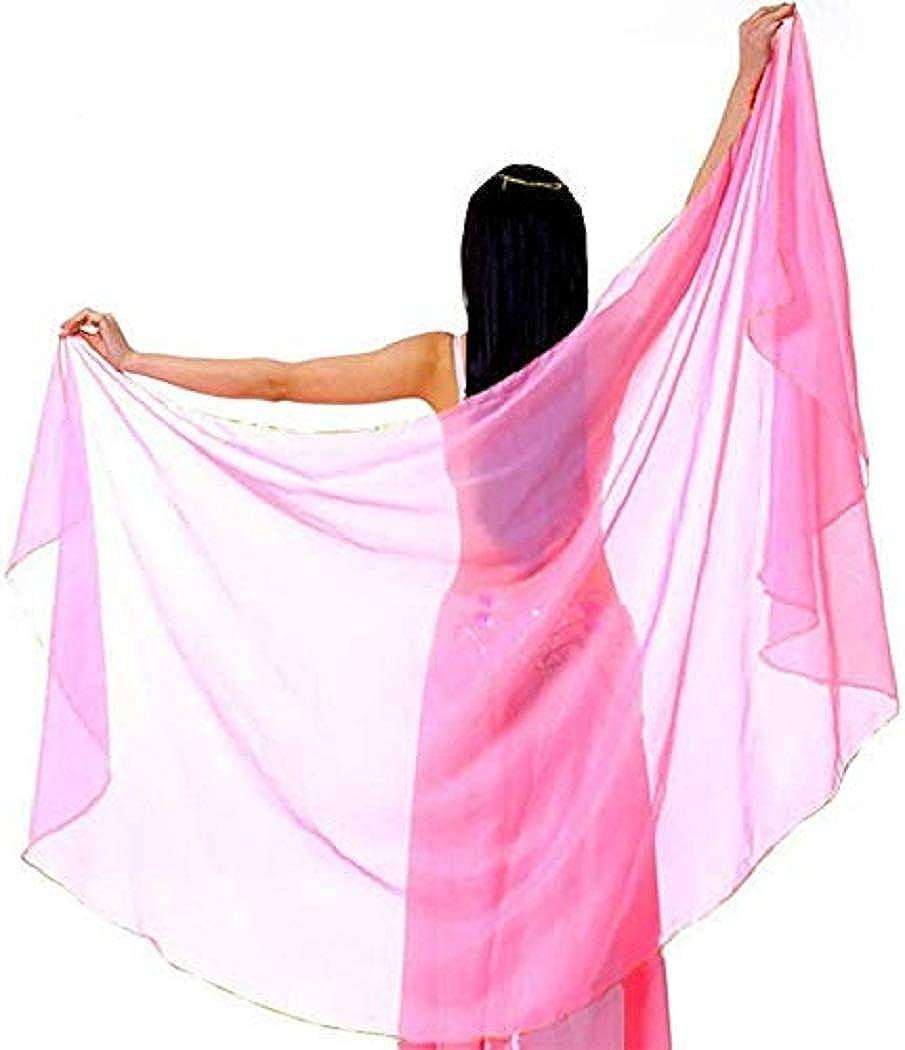 Dancers World Ltd (UK Seller)) - Bufanda - para mujer