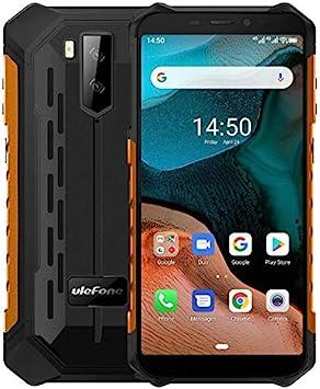 Ulefone Armor X5【2020】, Android 10 4G Móvil Antigolpes, MTK6762 ...