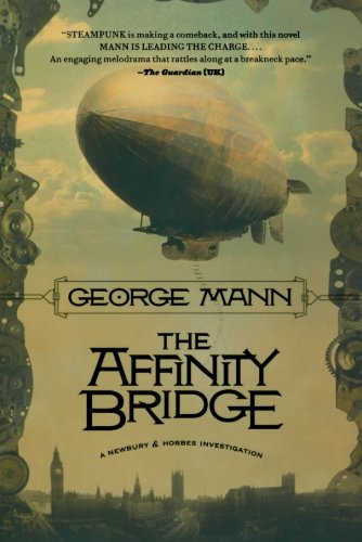Book cover for The Affinity Bridge