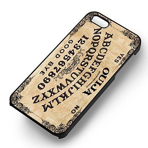 Victorian Ouija Boardfor Coque Iphone 6 et Coque Iphone 6s Case (Noir Boîtier en plastique dur) Y1L5EF