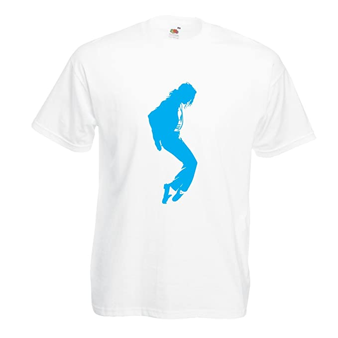 lepni.me Camisetas Hombre Me Encanta MJ - Ropa de Club de Fans, Ropa de Concierto: Amazon.es: Ropa y accesorios