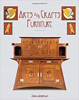arts and crafts furniture john andrews amazoncom books