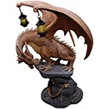 "Comfy Hour 12"" Ancient Dragon of Timeless Sands Figurine"