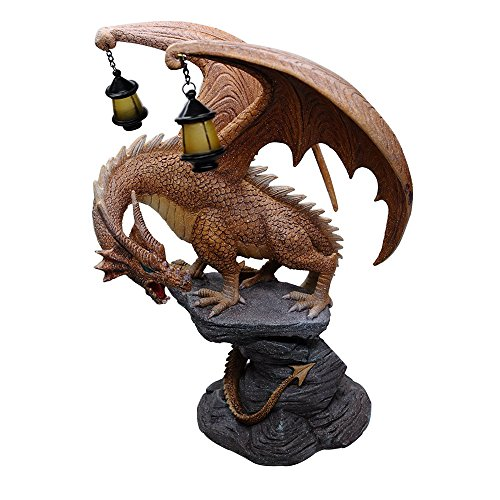 Comfy Hour 12″ Ancient Dragon of Timeless Sands Figurine