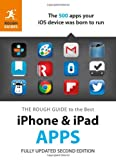 Rough Guide Best iPhone and iPad Apps, Rough Guide Staff, 1409338053