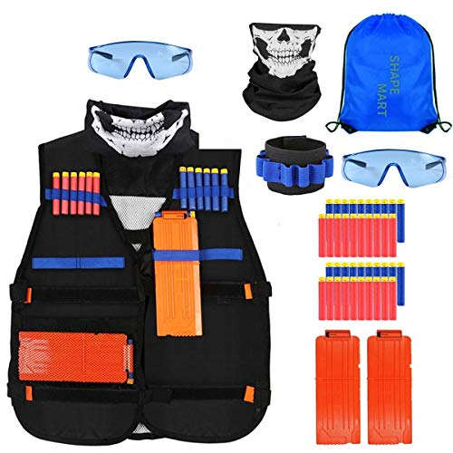 Mart SeriesBoys Toy For Elite Kids 5678910 Refill Guns N Age With Darts Cool Vest Strike Tactical Nerf Shape KitKid T5uJ3lF1cK