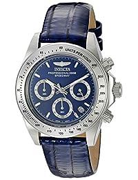 Invicta Women's 18373 Speedway Analog Display Japanese Quartz Blue Watch