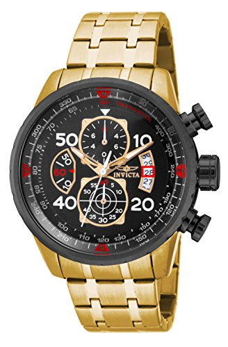 Invicta 17206 AVIATOR Stainless Casual