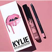 ~~~~~ KYLIE COSMETICS SMILE LIP KIT **LIMITED EDITION** by Kylie Jenner Lipgloss Liquid Lipstick Smile Train ~~~~~