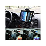 Kropsson P900 Car Dash Board Mount Holder Cradle LED USB PWR Smartphone Tablet PC Nevigation
