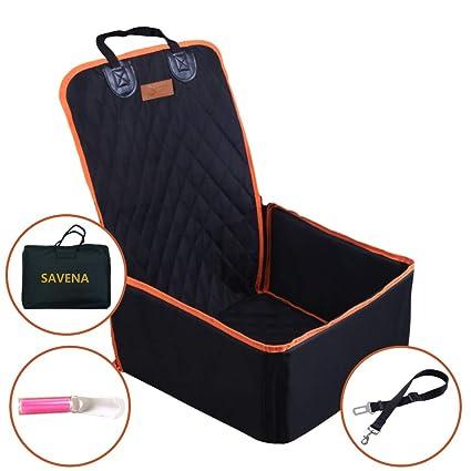 Amazon Com Savena Dog Car Seat Cover Pet Seat Covers Waterproof