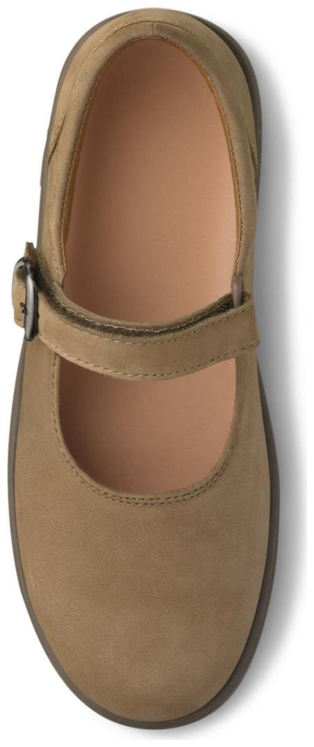 Dr. Comfort Merry Jane Women's Therapeutic Extra Depth Shoe: Beige 7 X-Wide (E-2E) Velcro by Dr. Comfort (Image #2)
