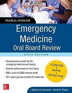Emergency Medicine Oral Board Review Illustrated (Cambridge ...