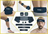 Serenity 2000 | Full Body Magnetic Therapy Set for Pain Relief – Eight-Piece Set, Large/XL