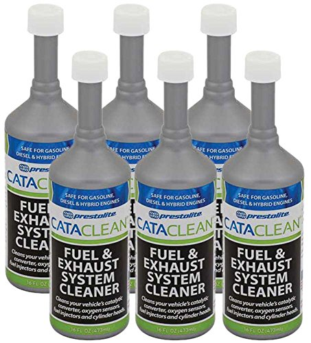 Cataclean Catalytic Converter & Fuel System Cleaner (16 oz) - 6 Pack by Mr. Gasket