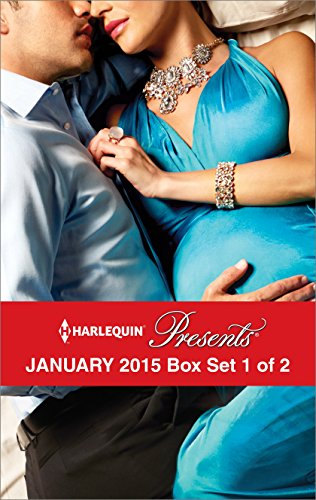 book cover of Harlequin Presents January 2015 - Box Set 1 of 2