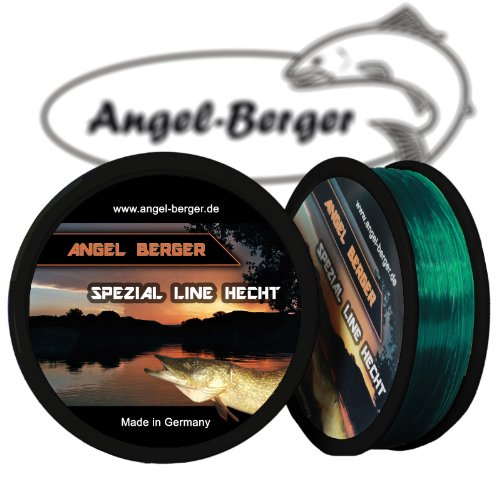 Angel Berger Spezial Line Angelschnur Hecht 300m (0.30mm / 7.80Kg)