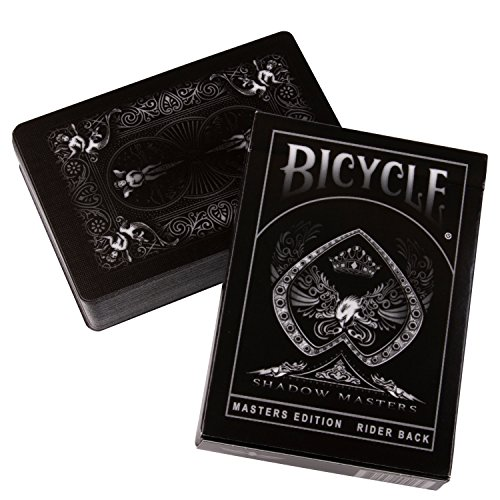 Edge Series Diamond (Ellusionist Bicycle Shadow Masters Playing Cards)