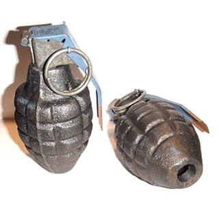 Dummy Hand Grenade - Pineapple (B000MF2FEW) | Amazon price