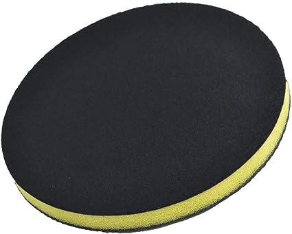 "NANOSKIN AUTOSCRUB 6/"" Foam Pad FINE Grade Clay Surface Bar Towel Speedy AS006"