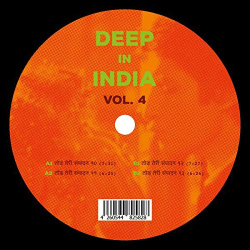 Vinilo : Todh Teri - Deep In India Vol.4 (Extended Play)