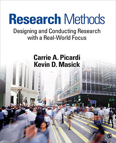 Download Research Methods: Designing and Conducting Research With a Real-World Focus Pdf
