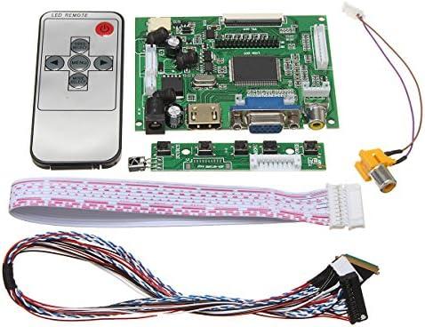LCD LED LVDS Controller Driver Board TL HDMI+DVI+VGA A1 Kit for LP156WHB