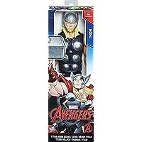 Hasbro Marvel Avengers Avengers Titan Hero Personaggio Thor, 30 cm