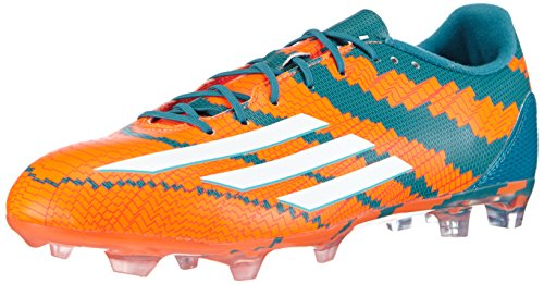 adidas Messi 10.2 FG Mens Soccer Boots/Cleats -Orange-9