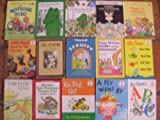 img - for Dr. Seuss Box Set of 16 Children's I Can Read Books ; ABC, Go Dog Go, One Fish, Little Black, A Fly went By, Chester, Danny & Dinosaur, Owl at Home, Morris Goes to School, Lyle, Berenstain Bears, Amelia Bedelia, Miss Piggy Muppet for President book / textbook / text book