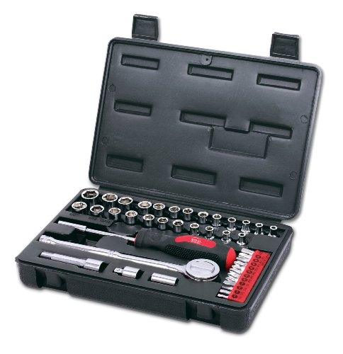 Drive Coupler Tools (Apollo Precision Tools DT1017 41-Piece All Purpose Socket Set)