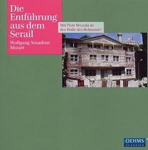 Die Entfuhrung aus dem Serail by Bruckner Orchester Linz/Chor Landestheaters Linz