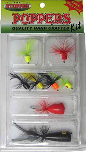 K E Tackle Assorted Popper product image