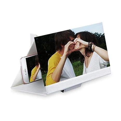 YOLE Pantalla de 12 Pulgadas Lupa Gafas 3D Smartphone película ...