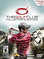 The Golf Club Collector's Edition brings you an incredibly realistic golfing experience like no other. With full rein to create and play the courses of your dreams, the game boasts zero load times, unlimited design options, variable weather c...