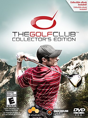 The Golf Club: Collector's Edition - Windows (select) -