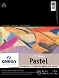 "Mi-Teintes Pastel Pad, Assorted Colors 9""X12"" Fold Over"