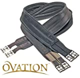 Ovation Essential Airoform All Purpose Girth Black Size: 52