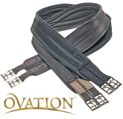 Saddle Sports Ovation Ap - Ovation Essential Airoform All Purpose Girth