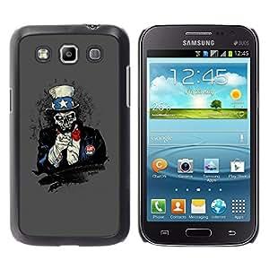 LECELL -- Funda protectora / Cubierta / Piel For Samsung Galaxy Win I8550 I8552 Grand Quattro -- I Wan You Zombie --