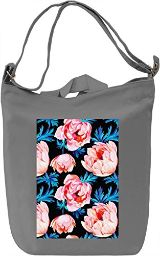 Texture design no. 14 Borsa Giornaliera Canvas Canvas Day Bag| 100% Premium Cotton Canvas| DTG Printing|