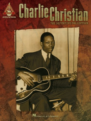 Charlie Christian - The Definitive Collection Songbook (Guitar Recorded Version - Versions Tab Recorded