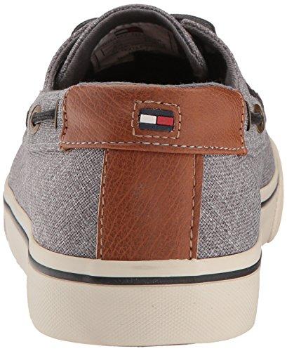 Tessuto Grigio Tommy Hilfiger Mens Pharis4 Sneaker Grigio