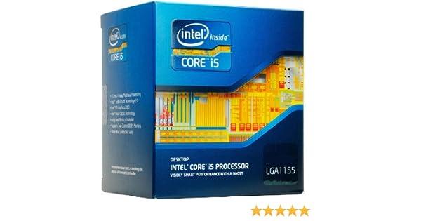 Amazon.com: Intel Core I5 I5-3570 3.4ghz Fclga1155 6mb 4 Cores/4 Threads Turbo Boost Techno: Computers & Accessories
